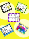 Ultimate 1st grade Fountas and Pinnell 85 Smartboard Lesson pack (2005 edition)