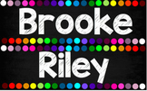 Ultimate 20 Colour/Colour Rainbow Spot Blackboard Theme La