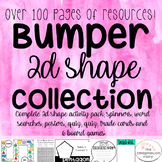 Ultimate 2d Shape Activity Collection