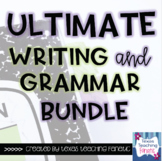 Ultimate 4th Grade Writing and Grammar BUNDLE
