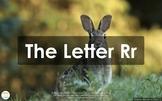 Ultimate A-Z Phonics: Letter R Freebie