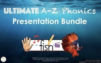 Ultimate A-Z Phonics Presentations Bundle