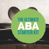 Ultimate ABA Starter Kit