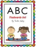 Ultimate ABC Flashcards Set