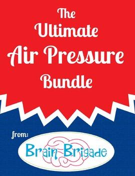 Ultimate Air Pressure Bundle - 5 downloads +FREE product!