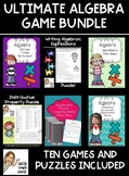 Ultimate Algebra Game and Puzzle Bundle!