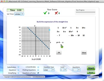Ultimate Algebra for Windows PC (Trial Version)