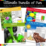 End of the Year Themed Days Bundle of Fun