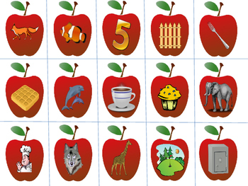 Ultimate Apple Picking Articulation: Initial, Medial, and Final