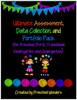 Ultimate Assessment, Data Collection, and Portfolio Pack