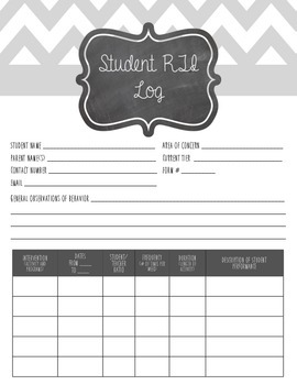 Ultimate Binder for the Organized Teacher for 2014-2015! (63 pages!)