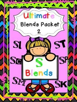 Ultimate Blends Pack 2-S Blends Package