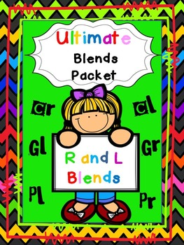 Ultimate Blends Pack-R and L Blends