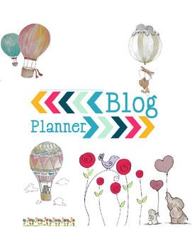 Ultimate Blog Planner For Bloggers #2