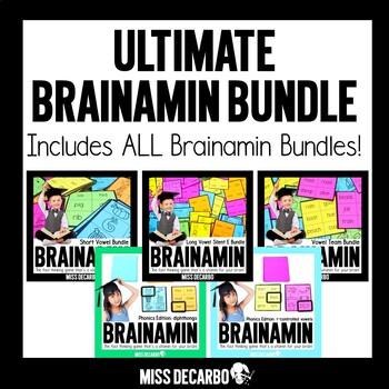 Ultimate Brainamin Bundle