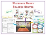 Ultimate Buddy Reading Read to Someone Center - 4 Sets of Questions + Much More!