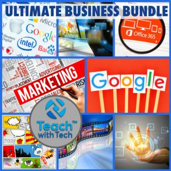 Business Lessons Ultimate Bundle