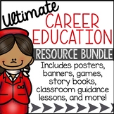 Career Education Resources Bundle for Elementary School Co
