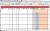 Ultimate Caseload Schedule Attendance Data Evals and Meeting Tracker Bundle