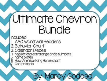 Ultimate Chevron Bundle