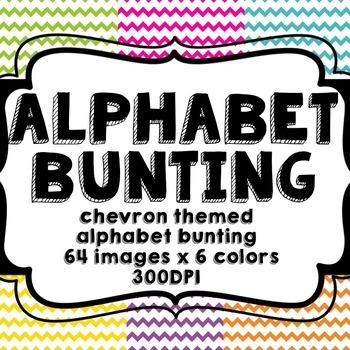 Ultimate Chevron Bunting Bundle