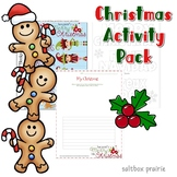 Ultimate Christmas Activity Printable Pack