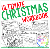 ULTIMATE CHRISTMAS WORKBOOK // PRINTABLES FOR ALL STAGES