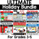 Ultimate Christmas Bundle: Social Studies, Reading, Writing, and Math!