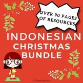 Christmas Bundle Teaching Indonesian Resources | Edisi Natal