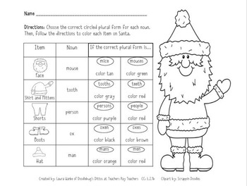 Ultimate Christmas Language Bundle CC L.1.1, L.2.1,L.3.1
