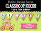 Ultimate Classroom Decor BUNDLE: Once Upon a Fairy Tale Edition