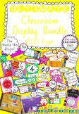 Ultimate Classroom Display Bundle - QLD Font