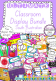 Ultimate Classroom Display Bundle - South Australian Font