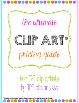Ultimate Clip Art Pricing Guide