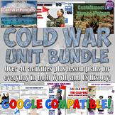 Cold War Unit Plan Set