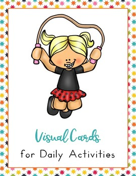 Ultimate Daily Visual Schedule Cards Bundle