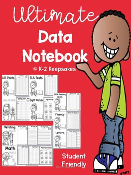 Ultimate Data Notebook K-2