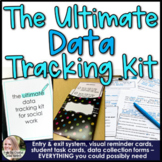Ultimate Data Management & Tracking Kit Social Work / Counseling