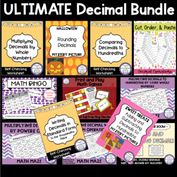 Ultimate Decimal Bundle