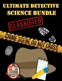 Ultimate Detective Science Bundle
