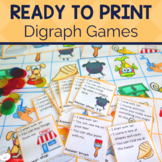 The Ultimate Digraph Activities Bundle sh, ch, th, ck, wh, ng, qu, ai, ay, a-e