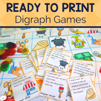 Digraph Worksheets and Activities Bundle sh, ch, th, ck, wh, ng, qu, ai, ay, a-e
