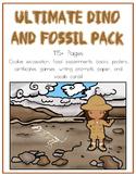 Ultimate Dinosaur & Fossil Pack Cookie Dig Paleontologist