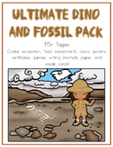 Ultimate Dinosaur & Fossil Pack Cookie Dig Paleontologist