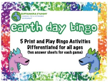 Ultimate Earth Day Bundle Pack