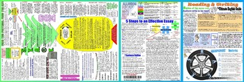 Ultimate English Guide for Teens -Combo of color, 1\2 color & b\w +PPT!