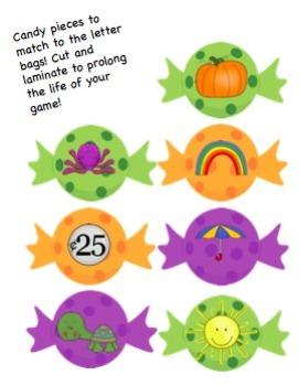 Ultimate Fall/Halloween ELA and Math Packet