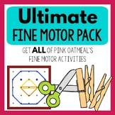Ultimate Fine Motor Activity Pack - Unlimited Bundle