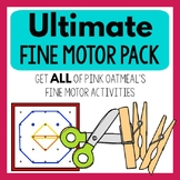 Ultimate Fine Motor Activity Pack - Unlimited Bundle