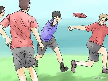 Ultimate Frisbee Handout